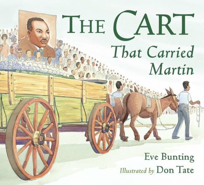 The Cart That Carried Martin cart lcd