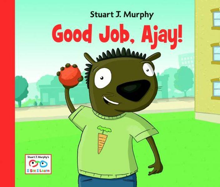 Good Job, Ajay! ajay pубашка