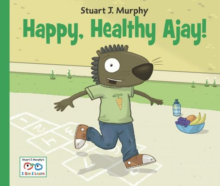 Happy, Healthy Ajay! happy healthy ajay