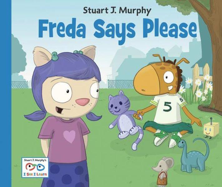 Freda Says Please how penguin says please