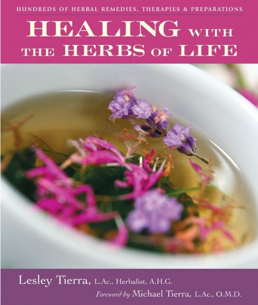 Healing with the Herbs of Life jewish healing