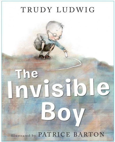 The Invisible Boy the invisible library