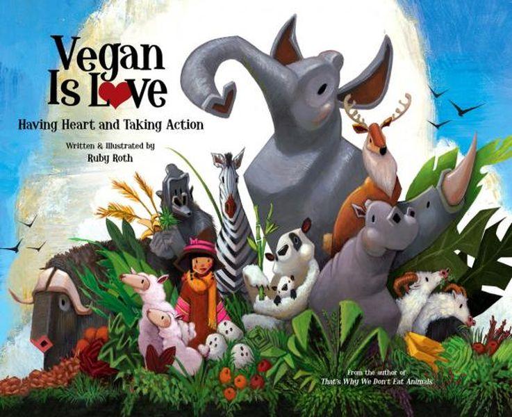 Vegan Is Love 15 minute vegan fast modern vegan cooking
