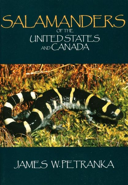 Salamanders of the United States and Canada воск beauty image воск в банке белый 800 гр