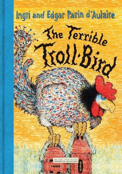 The Terrible Troll-Bird troll джинсы