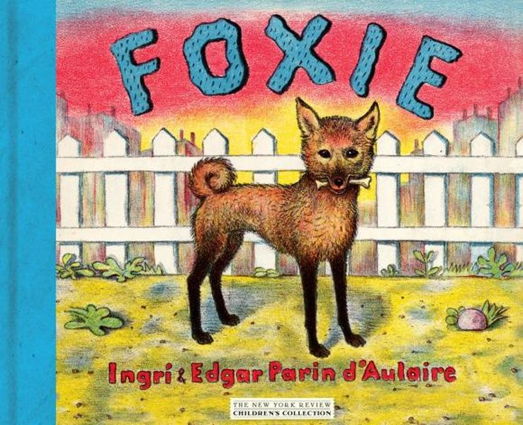 Foxie, The Singing Dog the guard dog