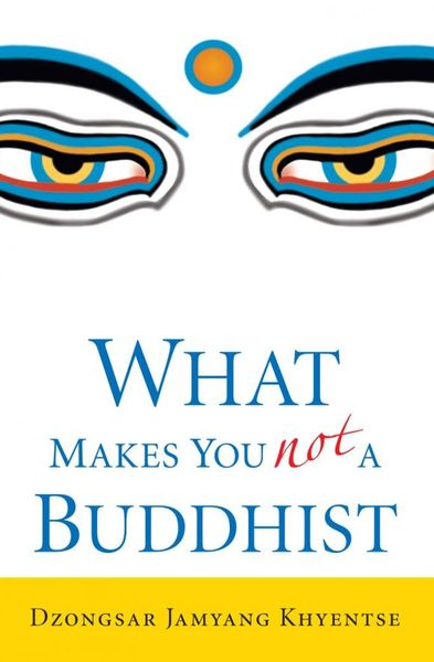 What Makes You Not a Buddhist trouble makes a comeback