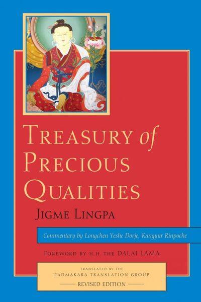 Treasury of Precious Qualities: Book One treasury of murder set