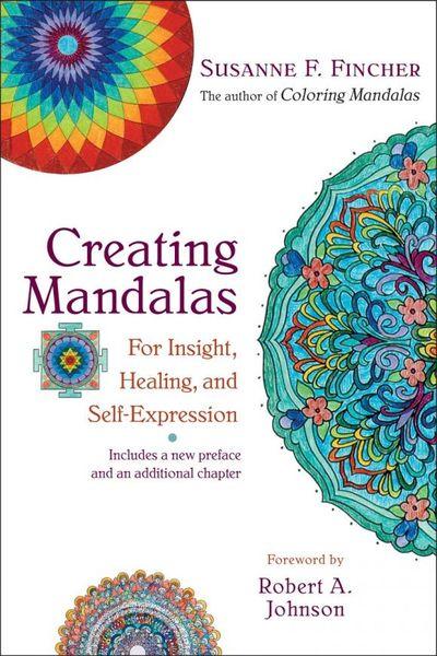 Creating Mandalas quilled mandalas