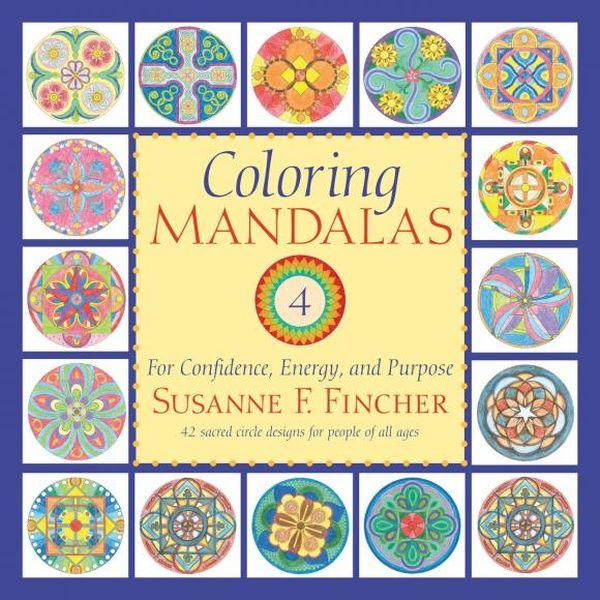 Coloring Mandalas 4 quilled mandalas