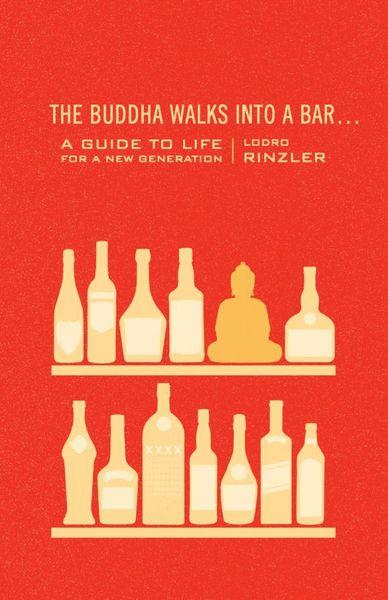 The Buddha Walks into a Bar... the buddha in the attic