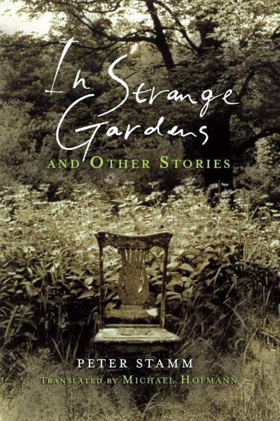 In Strange Gardens and Other Stories john escott sister love and other crime stories