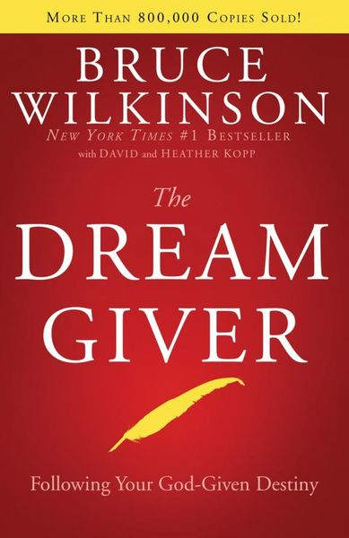 The Dream Giver the giver