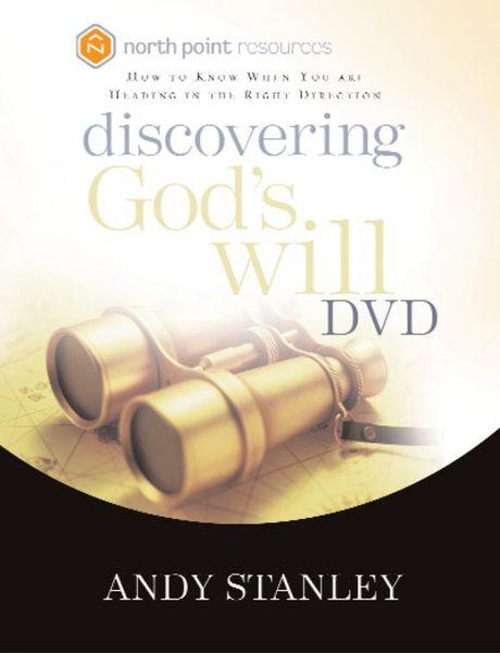 Discovering God's Will DVD джой dvd