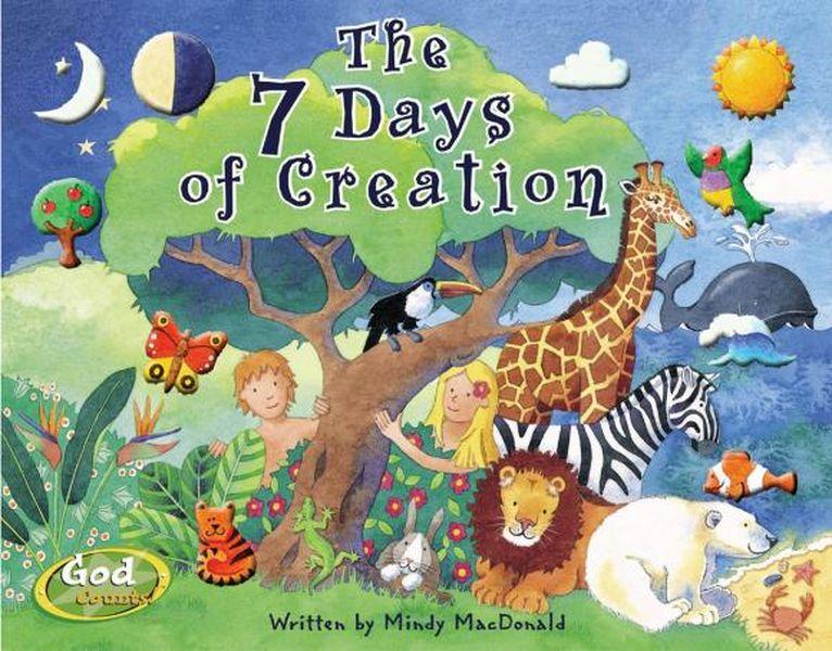 7 Days of Creation cat days