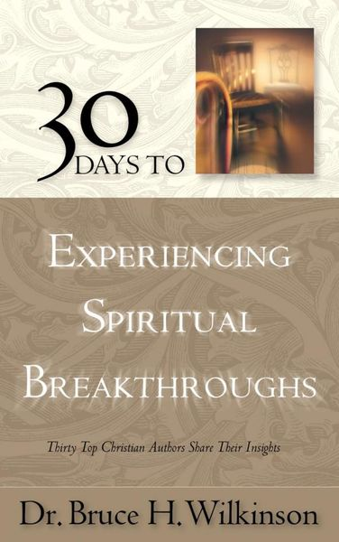 30 Days to Experiencing Spiritual Breakthroughs cat days