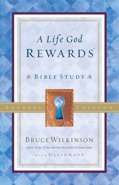 цена на A Life God Rewards Bible Study - Leaders Edition