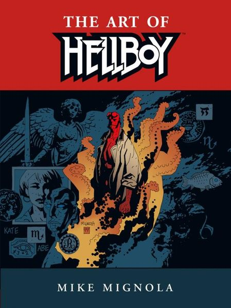 Hellboy: The Art of Hellboy hellboy the art of hellboy