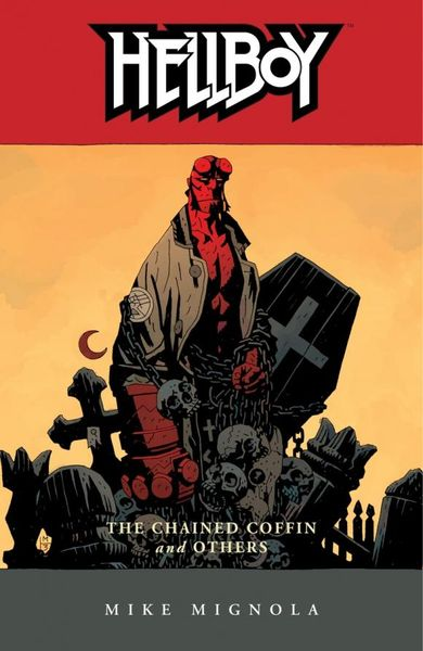 Hellboy Volume 3: The Chained Coffin and Others (2nd edition) hellboy the art of hellboy