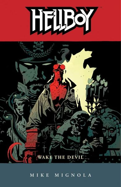 Hellboy Volume 2: Wake the Devil (2nd edition) hellboy the art of hellboy
