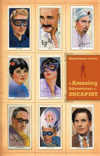 Michael Chabon Presents... The Amazing Adventures of the Escapist Volume 2 kors michael портмоне