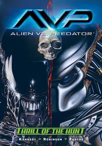Aliens vs. Predator: Thrill of the Hunt neca aliens vs predator 7 inches 21cm lone wolf predator