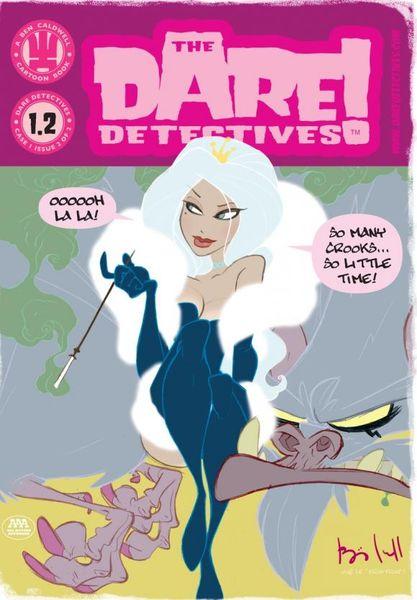 halo volume 2 escalation The Dare Detectives Volume 2: The Royale Treatment