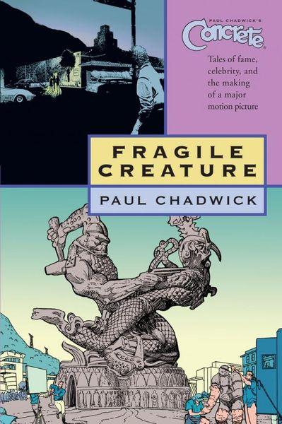 Concrete Volume 3: Fragile Creature creature футболка creature the bible white