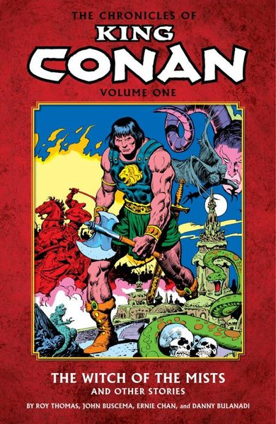 The Chronicles of King Conan Volume 1: The Witch of the Mists and Other Stories red tide the chronicles of the exile 3