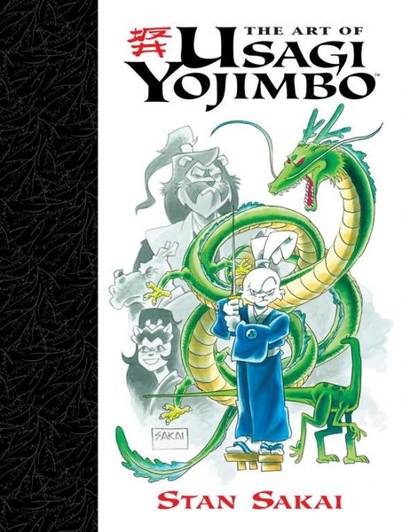 The Art of Usagi Yojimbo usagi yojimbo volume 31 the hell screen