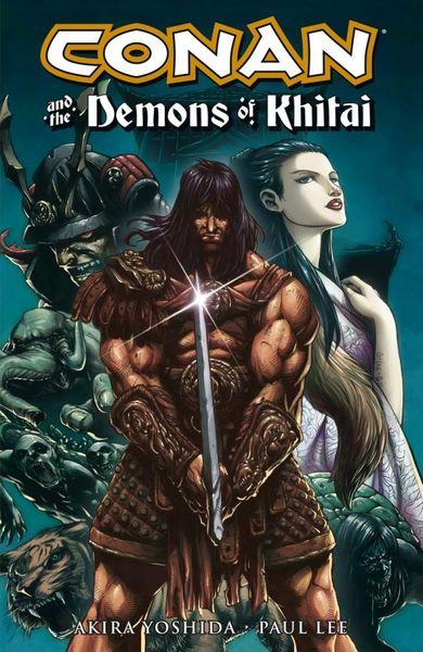 Conan and the Demons of Khitai vampirates demons of the ocean