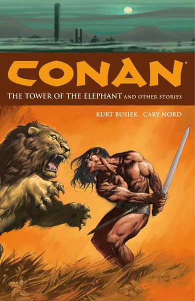 Conan Volume 3: The Tower of the Elephant and Other Stories the dark tower volume 7