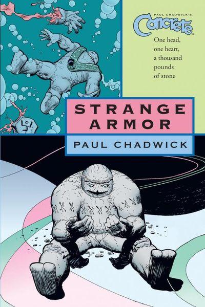 Concrete Volume 6: Strange Armor no 6 volume 9