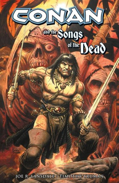 Conan and the Songs of the Dead the house of the dead