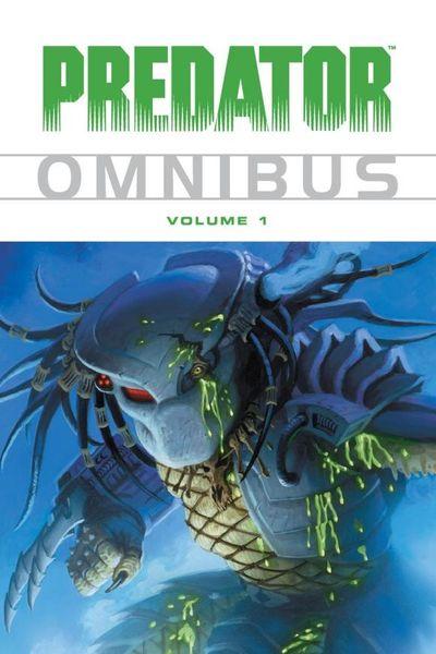 Predator Omnibus Volume 1 x force omnibus volume 1