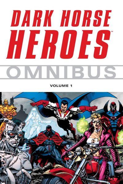Dark Horse Heroes Omnibus Volume 1 nexus omnibus volume 4