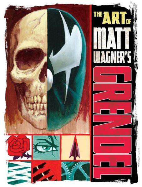 The Art of Matt Wagner's Grendel matt nawill ma085amhul83 matt nawill