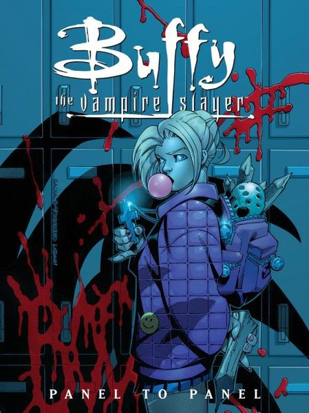 Buffy the Vampire Slayer: Panel to Panel skull the slayer