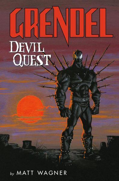 Grendel. Devil Quest shaw i rich man poor man