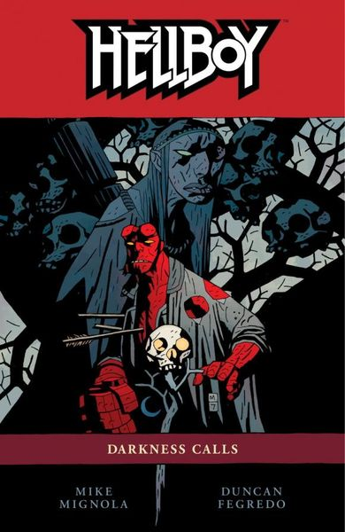 Hellboy Volume 8: Darkness Calls hellboy the art of hellboy