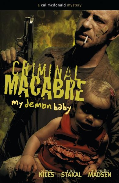 цена на Criminal Macabre: My Demon Baby