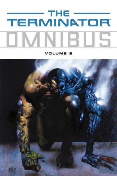 Terminator Omnibus Volume 2 green lantern by geoff johns omnibus volume 2