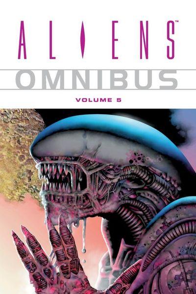 Aliens Omnibus Volume 5 nexus omnibus volume 4