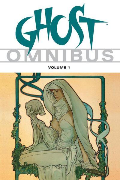 Ghost Omnibus Volume 1 nexus omnibus volume 4