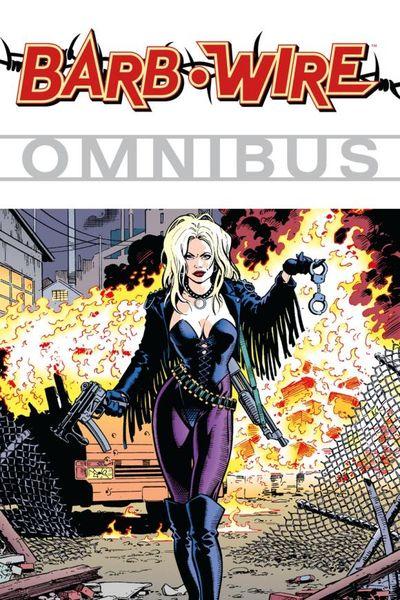 Barb Wire Omnibus Volume 1 nexus omnibus volume 4
