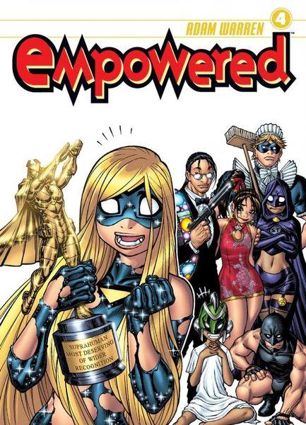 Empowered Volume 4 flight volume 4