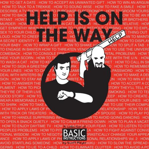 Basic Instructions Volume 1: Help Is on the Way screammmm volume 1