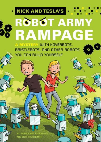 Купить Nick and Tesla's Robot Army Rampage,