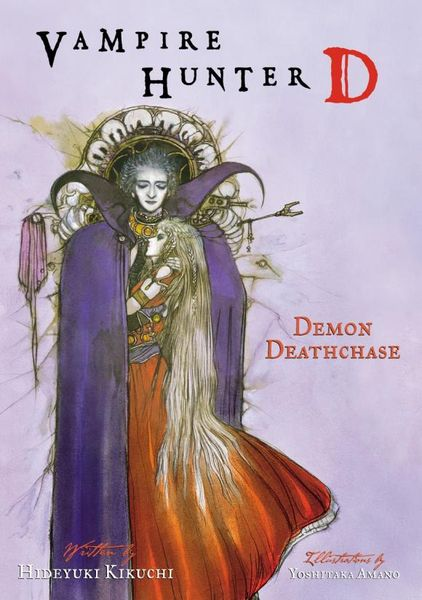 Vampire Hunter D Volume 3: Demon Deathase купить