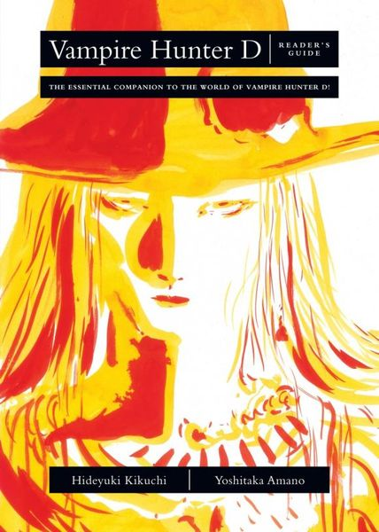 Vampire Hunter D Reader's Guide vampire hunter d volume 8 mysterious journey to the north sea part two